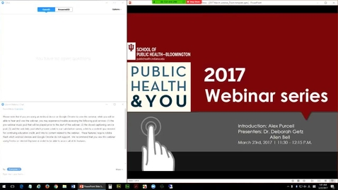 Thumbnail for entry 2017 March webinar_Zoom_Sample