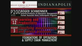 Thumbnail for entry P200_Lecture 12_Segment 3: Classifying Manufacturing and Service Processes