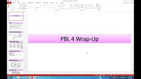 Thumbnail for entry WL - MCT - 161102 - Forney - PBL Case 4 - 3 of 3