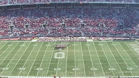 Thumbnail for entry 2006-10-21 at Ohio State - Pregame