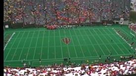 Thumbnail for entry 1987-10-24 vs Michigan - Pregame (Homecoming)