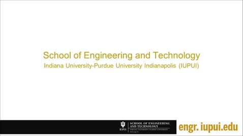 Thumbnail for entry IUPUI-Universiti Tenanga Nasional Student Presentation: 2016 Summer Research on Alternative Energy