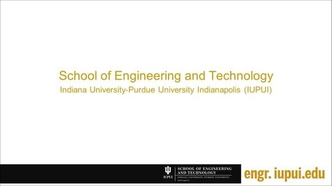 Thumbnail for entry IUPUI-Universiti Tenanga Nasional Student Presentation: 2016 Summer Research on Alternative Energy