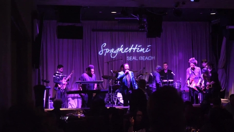 Thumbnail for entry IU Soul Revue at Spaghettini Seal Beach, CA