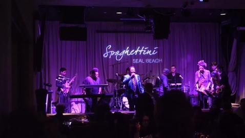Thumbnail for entry IU Soul Revue at Spaghettini Seal Beach, CA