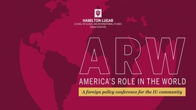 Thumbnail for entry America's Role in the World 2019 - Session 3: National Security Challenges 2020