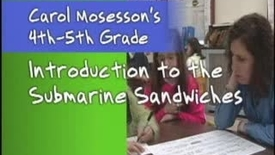 Thumbnail for entry Submarine Sandwiches p1