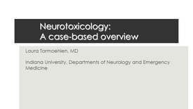 Thumbnail for entry NB Neurtoxin 2017 Neurotox Overview