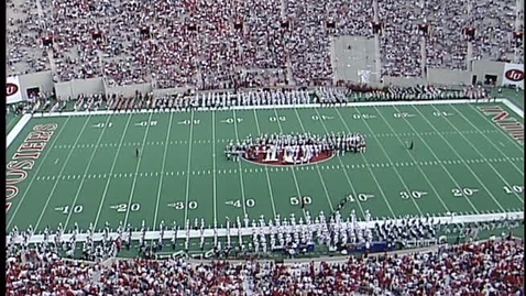 Thumbnail for entry 1997-09-20 vs Kentucky - Halftime (Band Day)