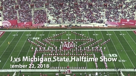 Thumbnail for entry 2018-09-22 vs Michigan State - Halftime