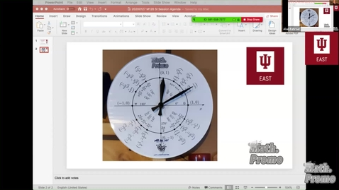 Thumbnail for entry SP20 M126 Supplemental Instruction Module 1 Session 7
