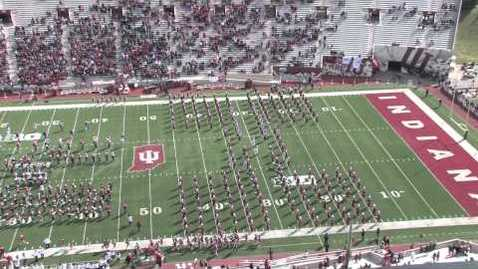 Thumbnail for entry 2012-10-06 vs Michigan State - Pregame (Homecoming)