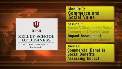 Thumbnail for entry FSC 1-3 Commerce & Social Value