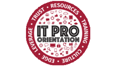 Thumbnail for entry 2019.7.19 IT Pro Orientation