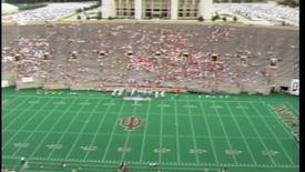 Thumbnail for entry 1986-09-20 vs Navy - Pregame
