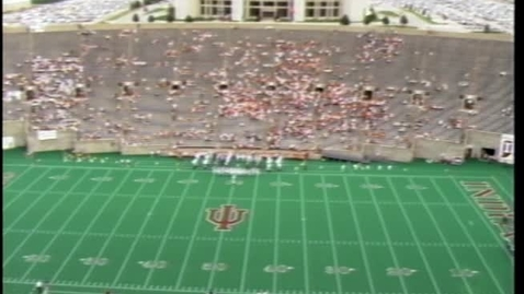 Thumbnail for entry 1986-09-20 vs Navy - Pregame