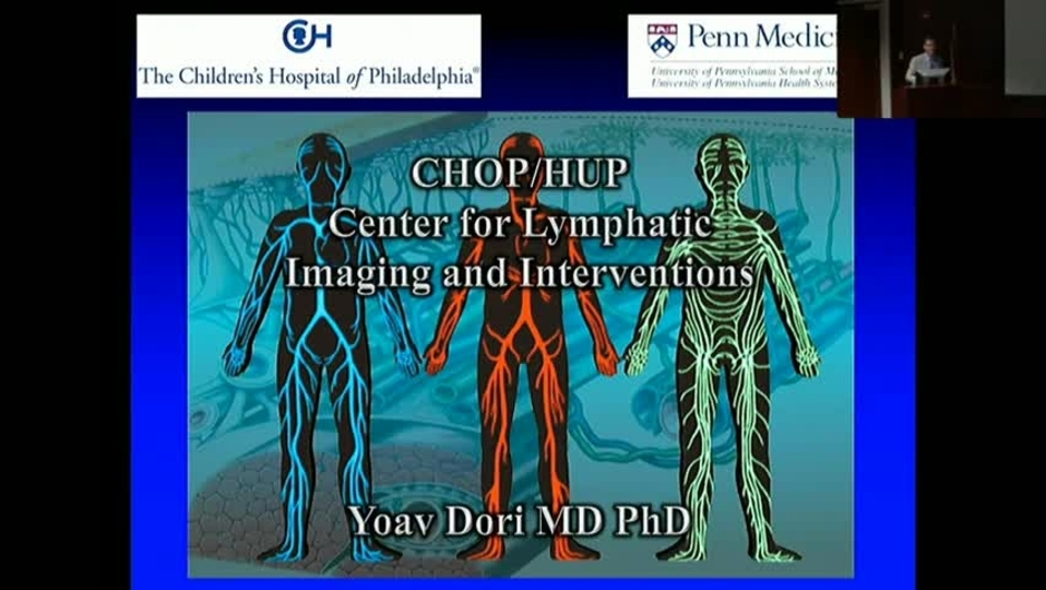 Peds Grand Rounds 112917 Lymphatic Circulation In Health And