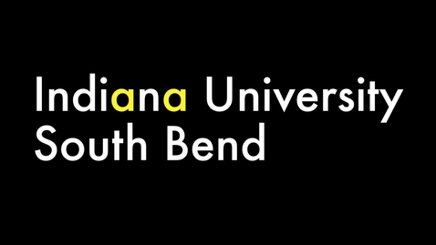 Thumbnail for entry IU South Bend Happy Video