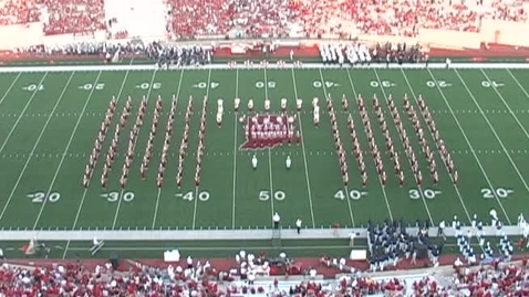 Thumbnail for entry 2005-09-10 vs Nichols State - Halftime (Band Day)