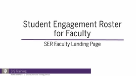 Thumbnail for entry Faculty Landing Page