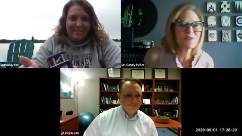 Thumbnail for entry Collaborative Family Law - Working with MHP - Guest Speaker Randy Heller