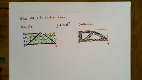 Thumbnail for entry Other structural optimization approaches