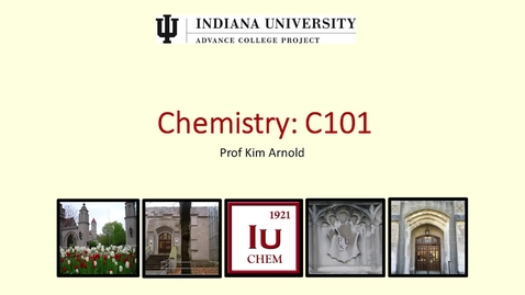 Thumbnail for entry C101 Ch 5 V 4