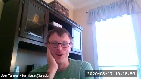 Thumbnail for entry EM Student Interest Group Meeting Aug 2020