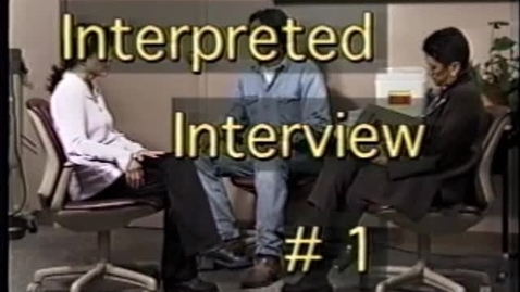 Thumbnail for entry FCP | VIDEO 3 - Interpreter1