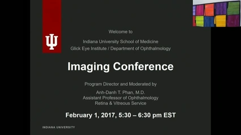 Thumbnail for entry Imaging Conference_2/1/2017
