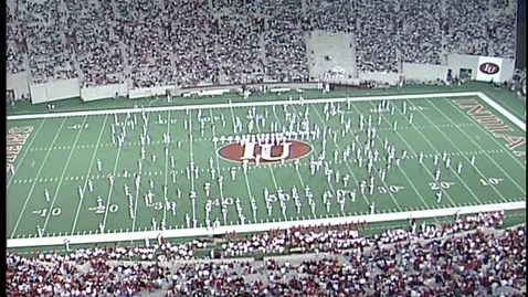 Thumbnail for entry 1997-09-13 vs Ball State - Halftime