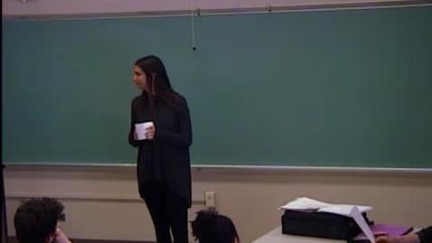 Thumbnail for entry Sam Fagenholz - Speech #3 Invitational Rhetoric