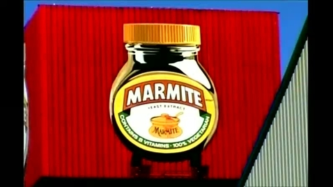 Thumbnail for entry Promotion: Marmite - Maxed Messages