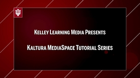 Thumbnail for entry Kaltura MediaSpace 04: Importing a video from YouTube
