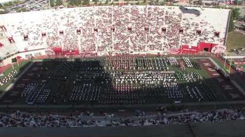 Thumbnail for entry 2015-09-19 vs Western Kentucky - Halftime (Band Day)