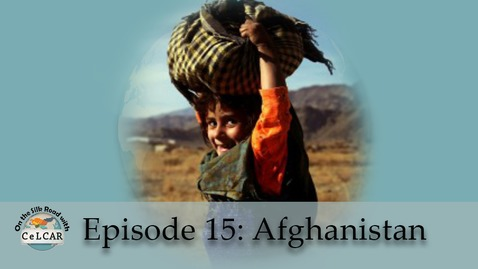 Thumbnail for entry Episode 15: Afghanistan