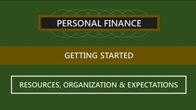 Thumbnail for entry F152_01-3_Course Resources, Organization & Expectations