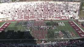 Thumbnail for entry 2011-09-17 vs South Carolina State - Halftime (Band Day)