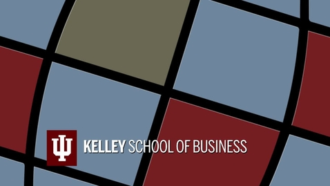"Thumbnail for entry CIBER Focus: ""IU Student's View of Business, Fashion, and Sustainability"" with Macaira O'Connell - February 22, 2016"