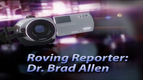 Thumbnail for entry Roving Reporter Message for MS2 Students