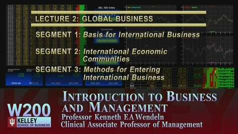 Thumbnail for entry W200 02-1 Basis for International Business