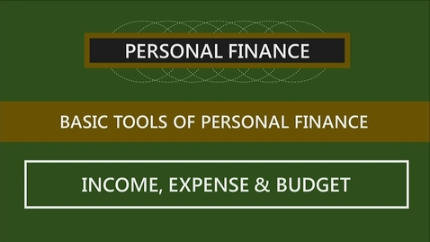 Thumbnail for entry F251_02-2_Income, Expenses & Budgets