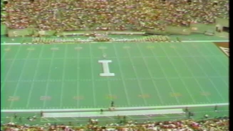 Thumbnail for entry 1985-09-14 vs Louisville - Halftime