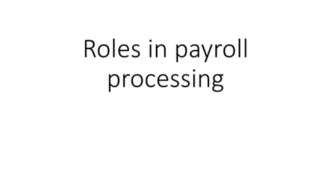 Thumbnail for entry Payroll at IU - Roles in payroll processing