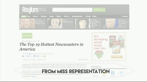 Thumbnail for entry Miss Representation - Media Bias Examples (1)