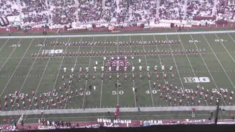 Thumbnail for entry 2012-10-13 vs Ohio State - Halftime
