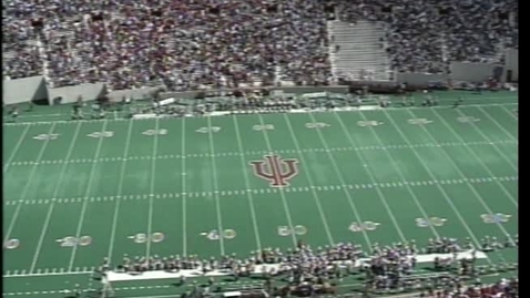 Thumbnail for entry 1996-09-28 vs Northwestern - Halftime