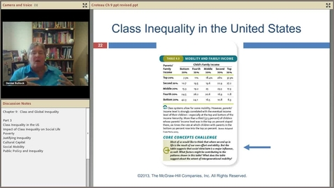 Thumbnail for entry Class and Global Inequality part 3