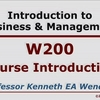 Thumbnail for channel W200+Introduction+to+Business+%26+Management