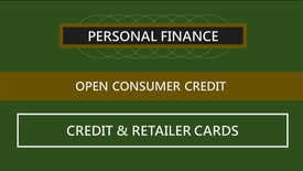 Thumbnail for entry F260 05-2 Credit & Retailer Cards